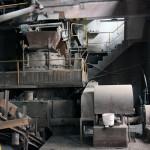 Industrihistoriska inventeringar - Konkross i Stripa gruva. Foto Lena Knutson Udd 2007