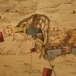 Gruvkarta över Vintjärns gruvfält. Stora Kopparbergs historiska arkiv, Arkivcentrum Dalarna.