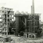 Degerhamns cementfabrik, Öland. Foto Södra Möckleby Hembygdsförening