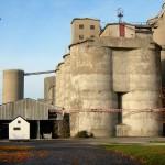 Cementfabriken i Limhamn togs i drift 1890 och var på 1950-talet störst i Sverige. Foto Lena Knutson Udd 2006