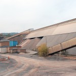 Cementfabriken i Skövde. Foto Lena Knutson Udd 2011