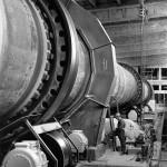 Cementfabriken i Slite. Foto Cementa AB
