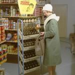 Reklamfotografi för PLM föreställande en självbetjäningsbutik