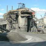Samtidsdokumentationer - Kokstork vid karbidfabriken vid Stockviksverken i Sundsvalls kommun. Foto Lena Knutson Udd 2007