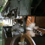 Wetterlings yxfabrik. Foto Ida Dicksson 2013