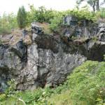 Kulturhistoriska värderingar - Ytterby gruva i Vaxholms kommun. Foto Lena Knutson Udd