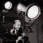 Sixten Sandell (1908-1986) experimenterade redan som ung med olika färgfotografiska tekniker. Som chefsfotograf på Wezäta kom han att hamna mitt i centrum för introduktionen av Kodachrome i storformat i Sverige. Foto Wezätas samling, Göteborgs stadsmuseum